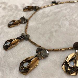 J crew gorgeous embellished necklace